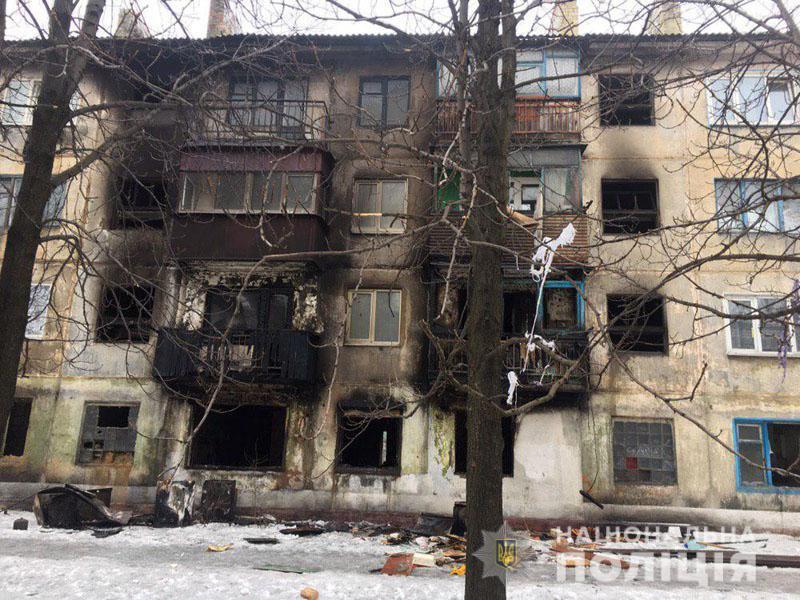 В житловому будинку стався вибух: є постраждалі