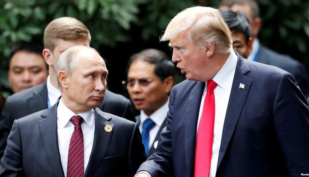 """Трамп вляпався в гучний скандал з Путіним: """"мені все одно"""""""