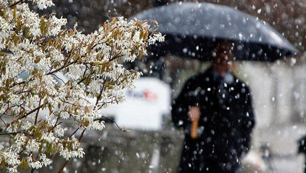 Сильні морози та мокрий сніг з дощем: Прогноз погоди на 11 січня