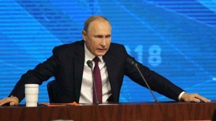 Тиск буде жорстким: озвучений жахливий план Путіна