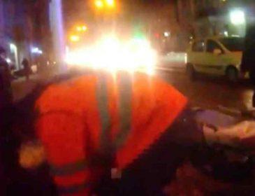 Висів на шнурку: у Львові посеред вулиці чоловік намагався вкоротити віку