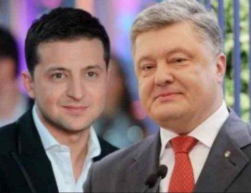 """""""Коли народ не бачив"""": Зеленський розповів про зустріч з Порошенко"""