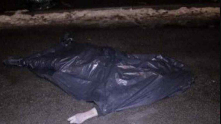 В ніч на Водохреще: у Києві чоловік вистрибнув з 12 поверху