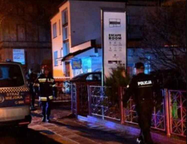 Розвага ціною в життя: п'ять дівчат-підлітків загинули під час пожежі в квест-кімнаті