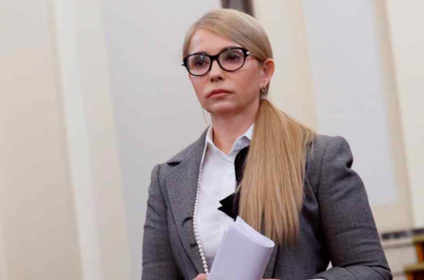 Ні нерухомості, ні транспортних засобів: Тимошенко показала декларацію