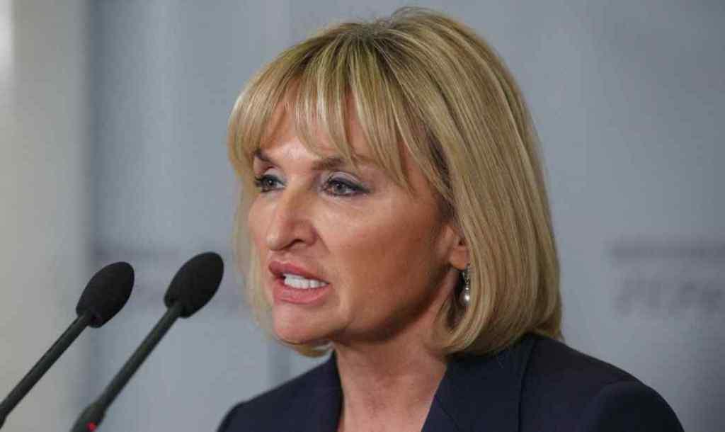 За сина: Ірина Луценко погрожує судовим позовом Гриценку