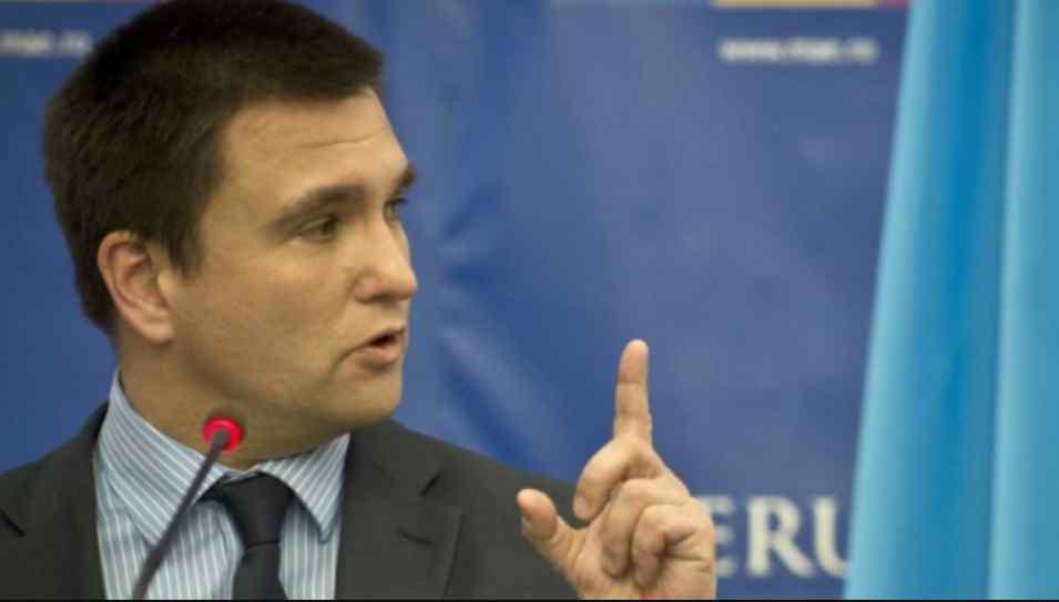 Під час виборів в Україні РФ задіє одне з важливих питаннь: Клімкін зробив важливу заяву