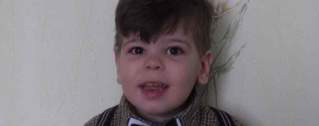 Здійсніть мрію маленького хлопчика: допоможіть Андрійку почати самостійно ходити