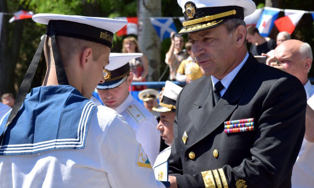 Посилення на Азові і стандарти НАТО: адмірал звернувся до українців
