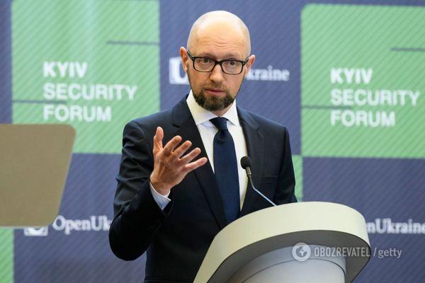 Яценюк раптово відмовився від участі у виборах президента: вже знайшли заміну