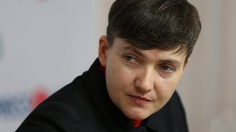 """Савченко закликала Україну """"поділити кордон"""" з Росією: нова обурлива заява нардепки"""