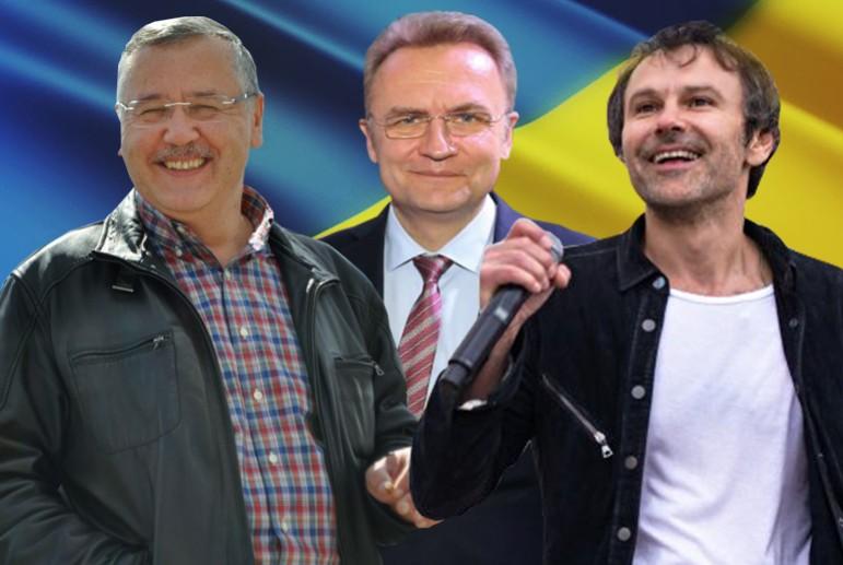 Садовий зробив емоційну заяву на адресу Вакарчука
