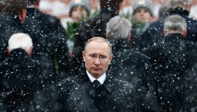 """""""Неприємне видовище"""" – Путін гучно оскандалився на урочистостях"""