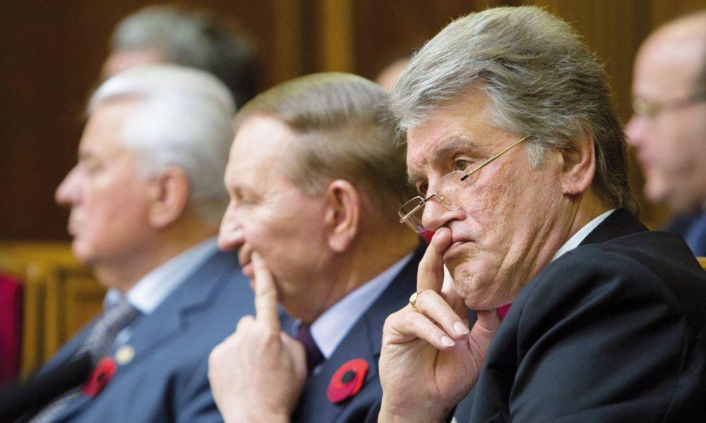 Робить із нього ліліпута: Ющенко назвав страх господаря Кремля