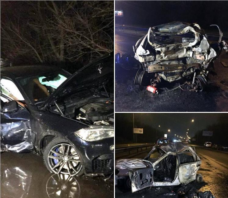 Пасажирка згоріла заживо: повідомили скандальні дані про київського мажора на BMW