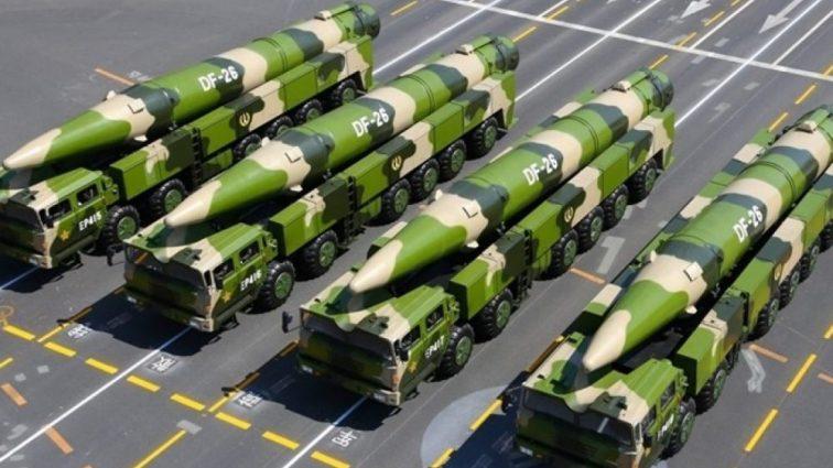 Вони не союзники: Китай підготував ракети для боротьби з Росією