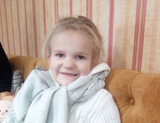 Дитині потрібна дорога діагностика і лікування: 7-річна Катруся потребує вашої допомоги