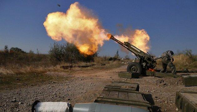 Військовослужбовці дали гідну відповідь! Наєв виступив із заявою. 445 снарядів за два дні!