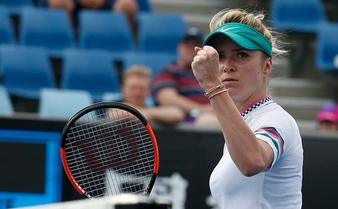 24-річна українська тенісистка Еліна Світоліна зберегла шосте місце в рейтингу WTA