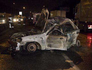 Фатальна ДТП в Києві: На шаленій швидкості зіткнулись два легковики, шансів вижити просто не було