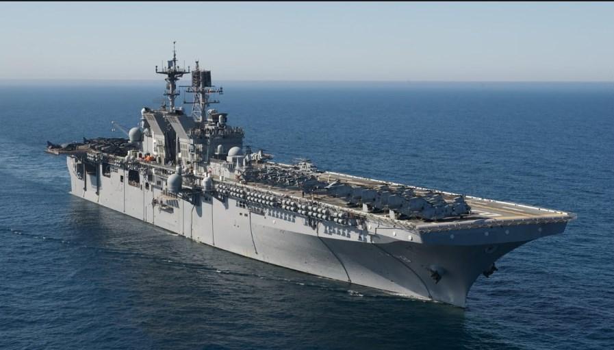 Флот в очікуванні атаки у відкритому морі! Есмінець «Дональд Кук» вже біля Одеси