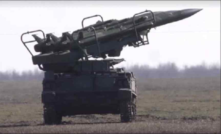 """Потужна відповідь Кремлю: ЗСУ готові пустити в хід ракетні системи """"Тор"""" і """"Куб"""""""