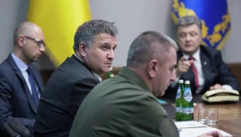 Конфлікт з Яценюком! Аваков розніс новою заявою Порошенка