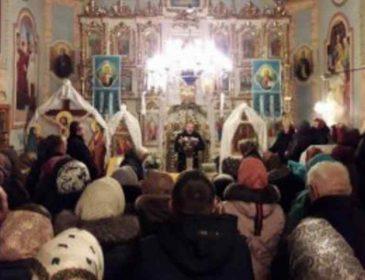 Відмовився проводити службу українською: парафіяни не стерпіли та вигнали священика