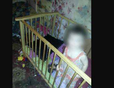 Проживали у бруді та холоді: 3-х дітей врятували від голоду