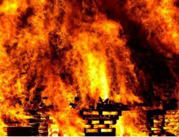 """""""Залишилося загадкове послання"""": Церква УПЦ МП підпалили"""
