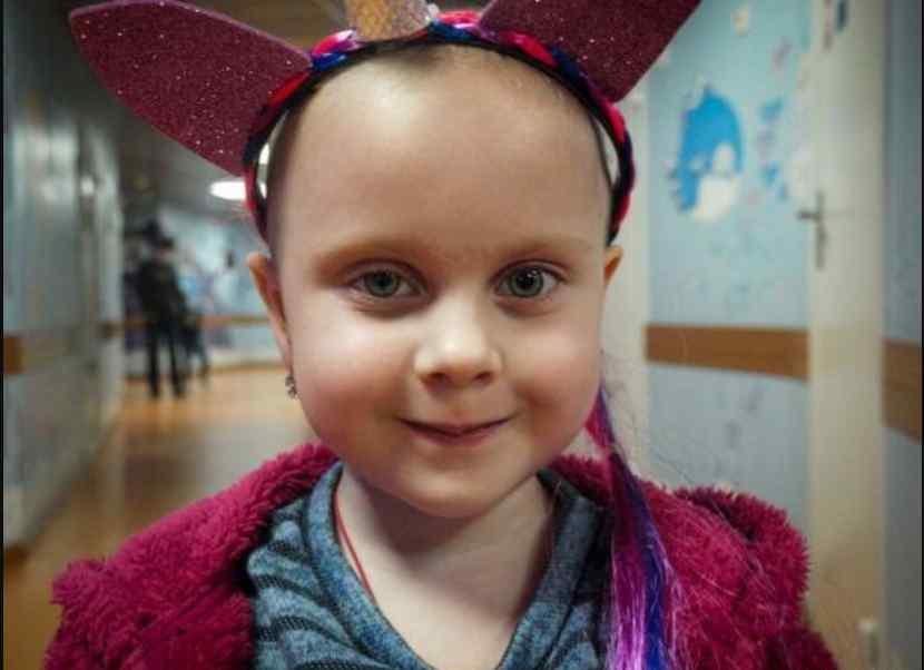 Дитину довезли до лікарні у стані коми: 5-річна Міланка потребує негайної допомоги