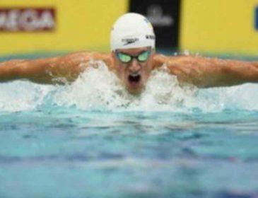 """""""Так тримати"""": Українець став переможцем престижних змагань з плавання"""