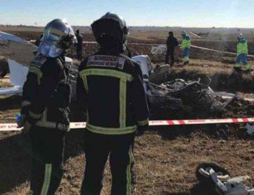 Розбився літак з людьми: розповіли про загиблих