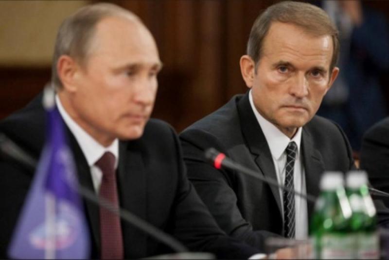ГПУ завела справу на Медведчука через скандальну ідею по Донбасу