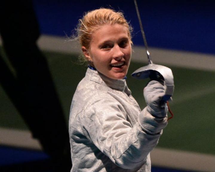 Українська шаблістка Ольга Харлан на Гран-Прі в Каїрі виграла першу медаль в сезоні-18/19
