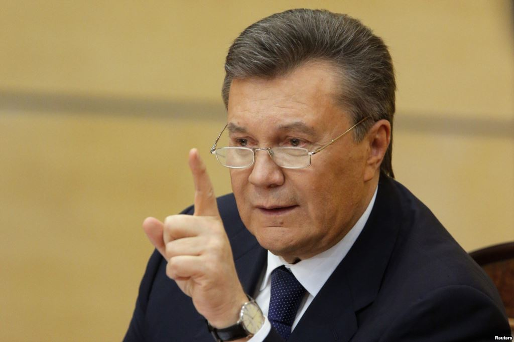 """""""Його було написано під диктовку влади"""": Янукович про вирок Оболонського райсуду"""