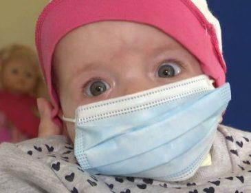 Єдиний шанс на порятунок: Допомоги потребує 5-місячна Ангеліна