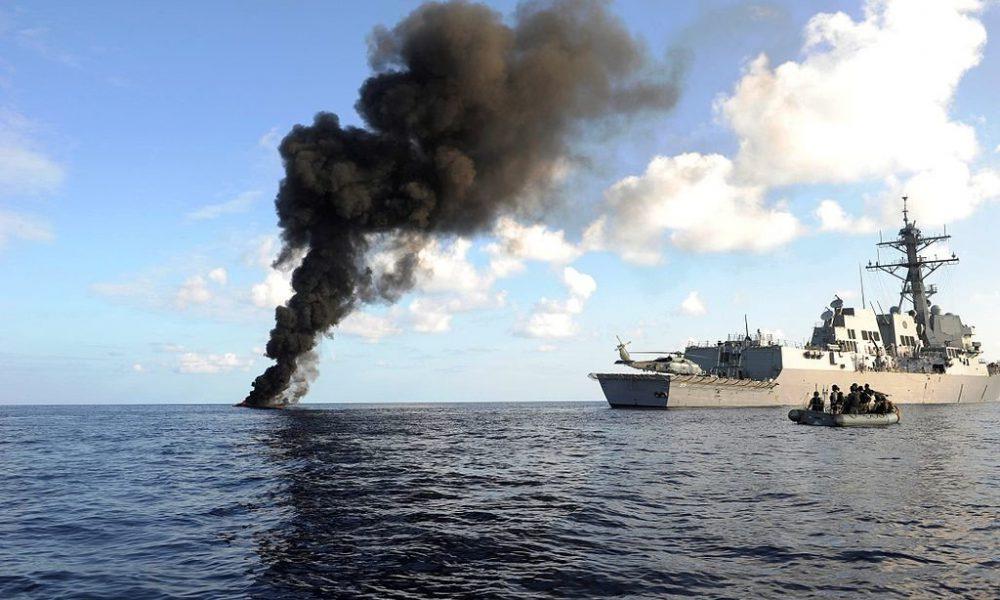Військові НАТО підірвали токсичні торпеди біля кордонів Росії. Екологічна катастрофа!