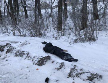 На обличчі немає живого місця: На київській трасі знайшли закривавлений труп
