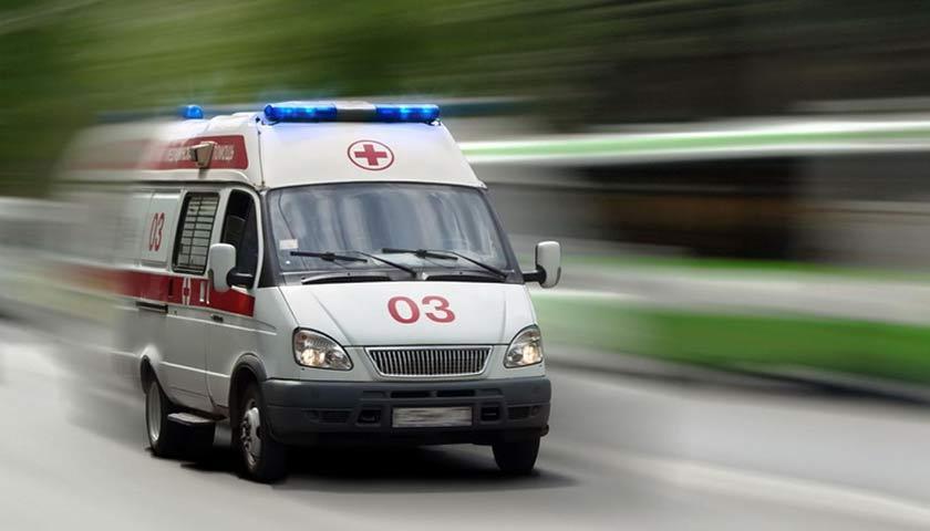 На Львівщині із маршрутки на ходу випав чоловік: він у реанімації у важкому стані
