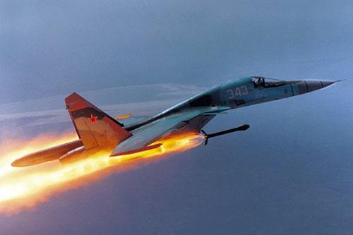 Формують бойову ланку! Російська бойова авіація в небі на кордоні