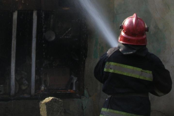 453 жертва з початку року: На Тернопільщині рятувальники виявили обгорілий труп людини