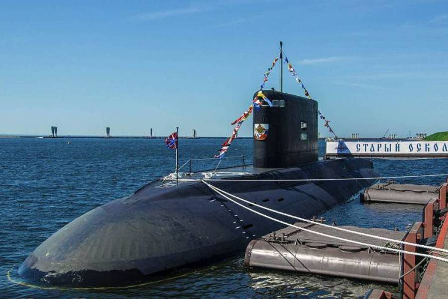 Росія направила бойовий підводний човен у Чорне море: що відбувається