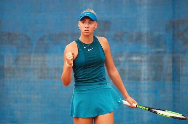 15-річна українка Дар'я Лопатецька виграла тенісний турнір ITF W25 в Японії