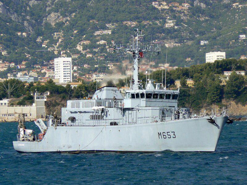У Чорне море увійшов мінний мисливець НАТО: що відбувається?