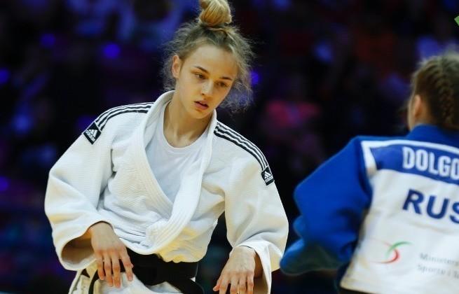 """Зовсім трохи не вистачило до перемоги: Дзюдоїстка Дар'я Білодід завоювала """"срібло"""" на турнірі в Грузії"""