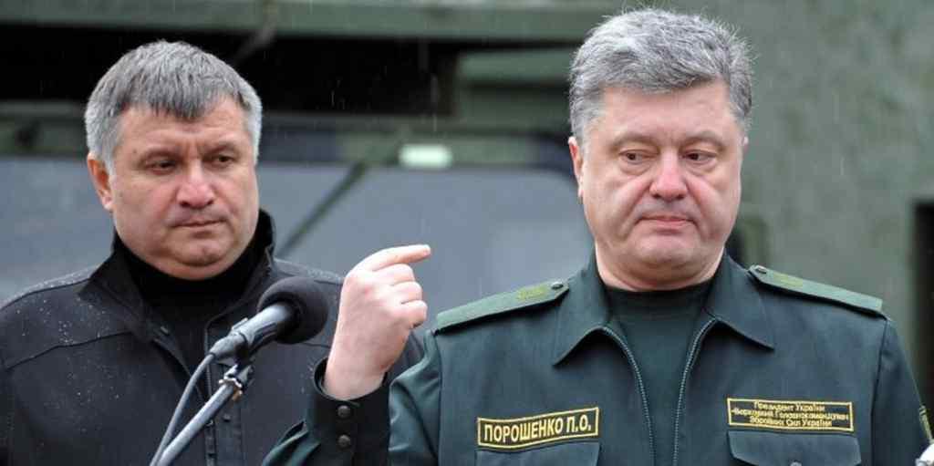 """""""Любить контролювати абсолютно все"""": Арсен Аваков вперше розповів про свій конфлікт з Порошенком"""