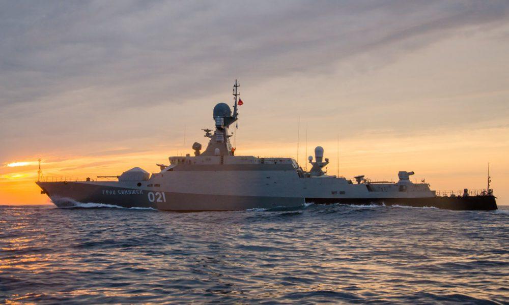 Росія готується знищувати військові кораблі на морському шляху. США готові!