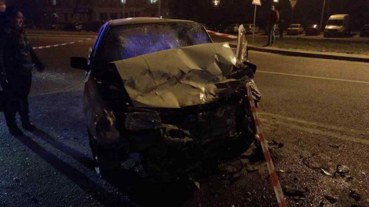 П'яний водій у Львові влаштував жахливе ДТП