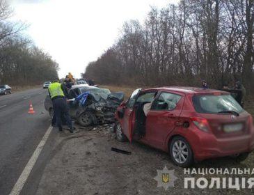 ДТП в Тернопільській області: водії з важкими травмами потрапили до реанімації.
